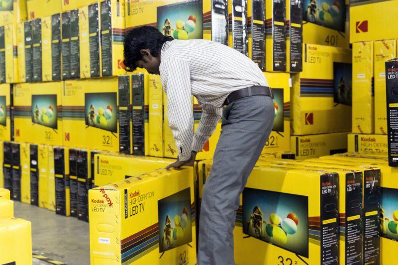 Kodak Triples on Loan to Make Covid-19 Drug Ingredients