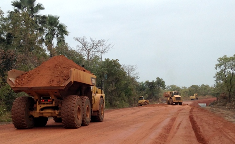 Gold miners keep operating in Mali despite coup
